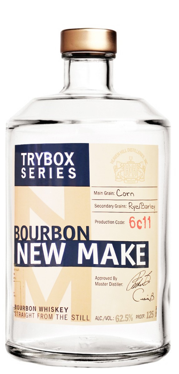 Trybox Series Bourbon New Make Whiskey фото