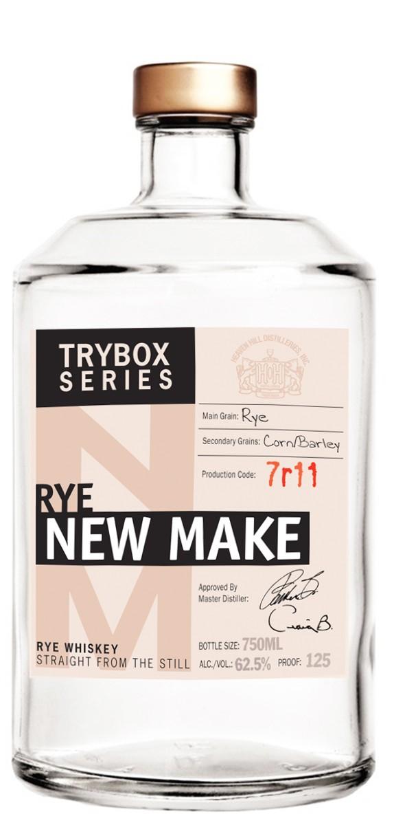 Trybox Series Rye New Make Whiskey фото