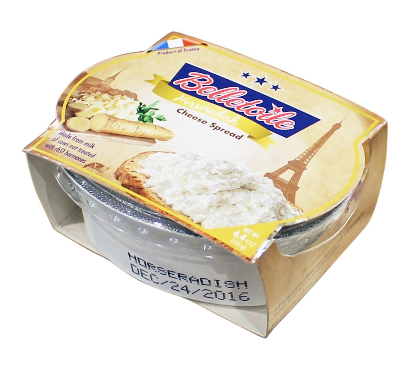 Крем-сир з хріном Valfrais фото