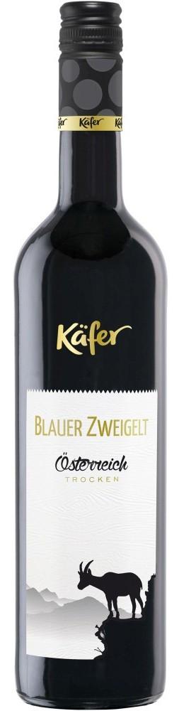 Peter Mertes Kafer Blauer Zweigelt Austria фото