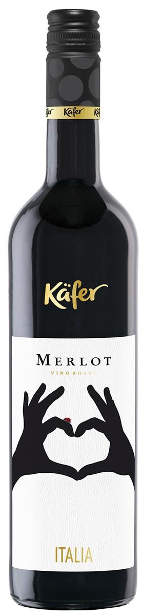 Peter Mertes Kafer Merlot Italy фото
