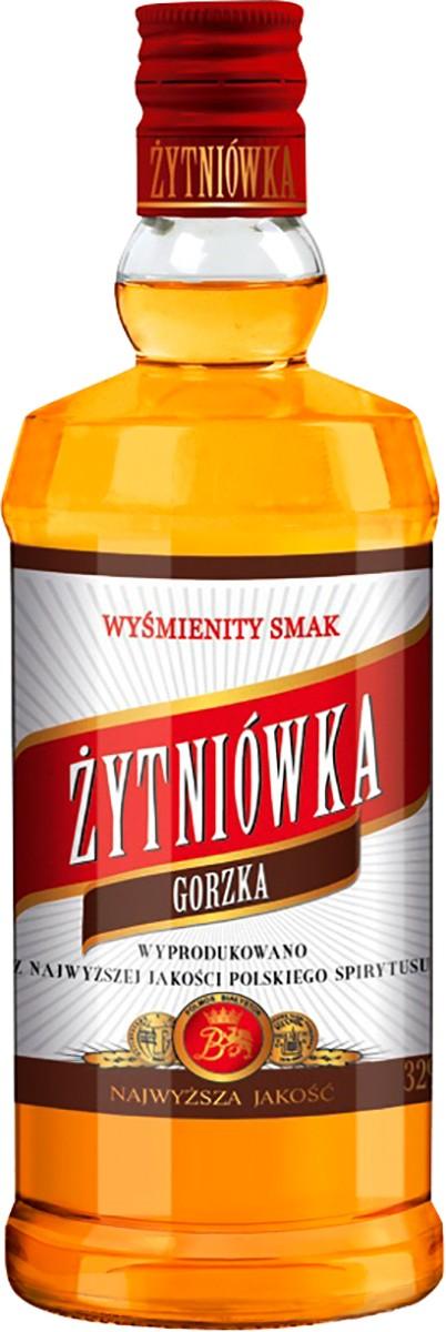 Настойка Zytniowka Gorzka фото