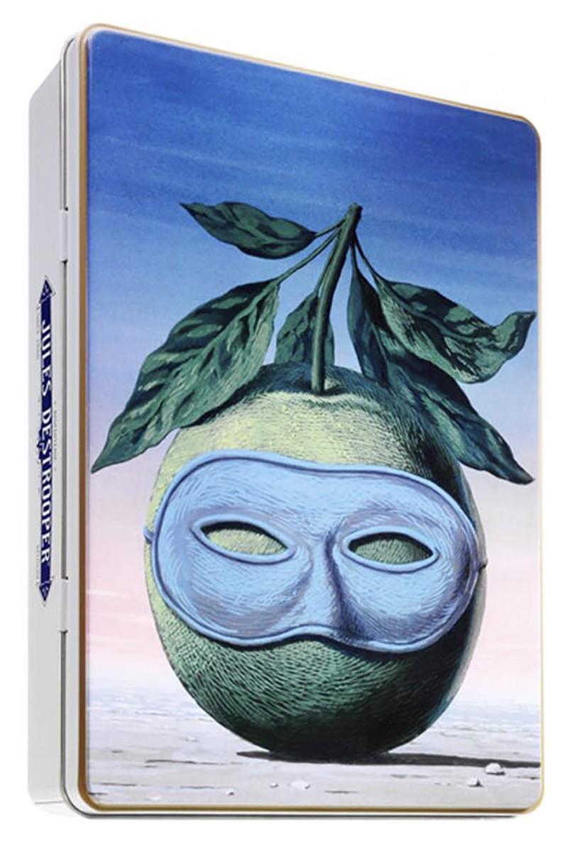 Печенье Jules Destrooper Magritte подарочная коробка фото