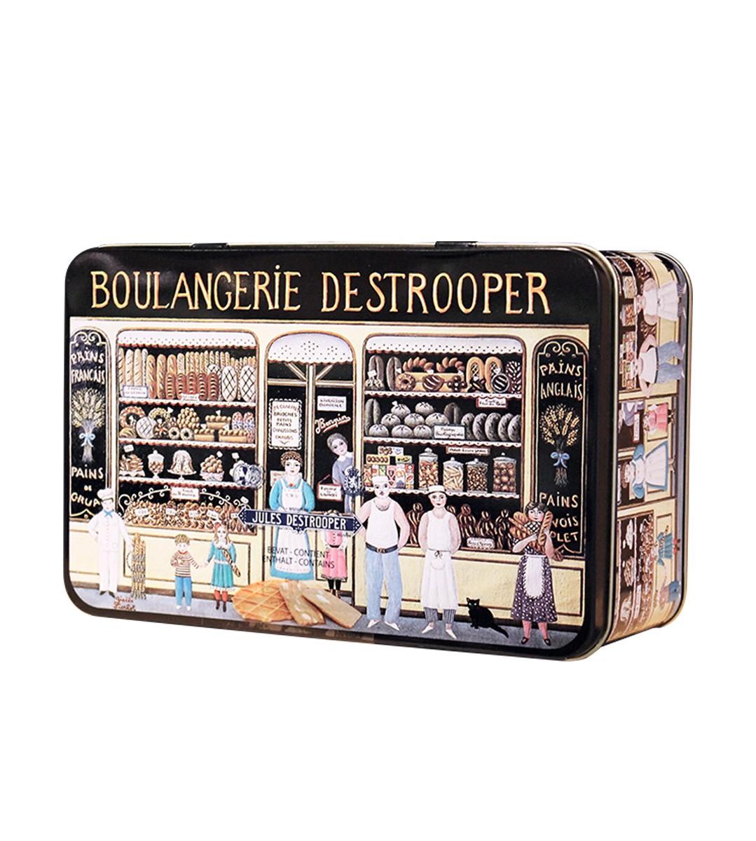 Печенье Jules Destrooper Boulangerie подарочная коробка фото