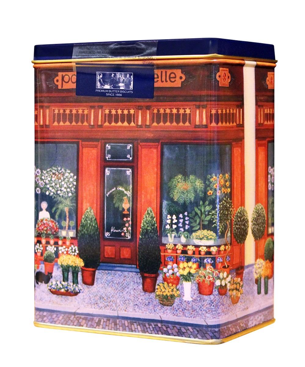 Печенья Jules Destrooper Retro Boutique в подарочной коробке фото