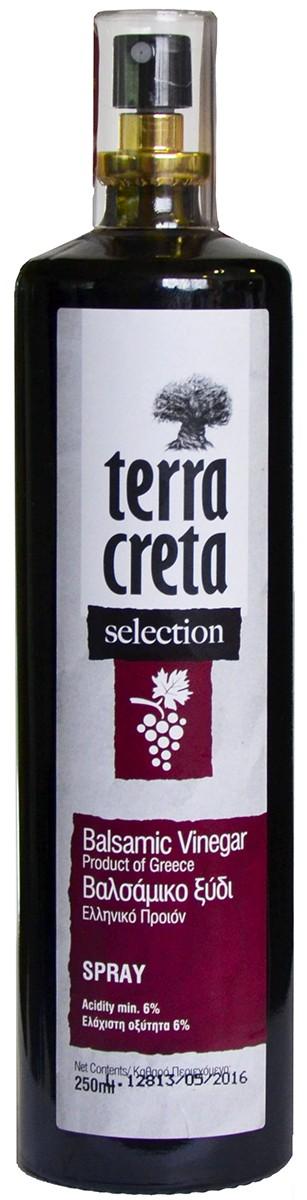 Уксус бальзамический спрей Terra Creta фото