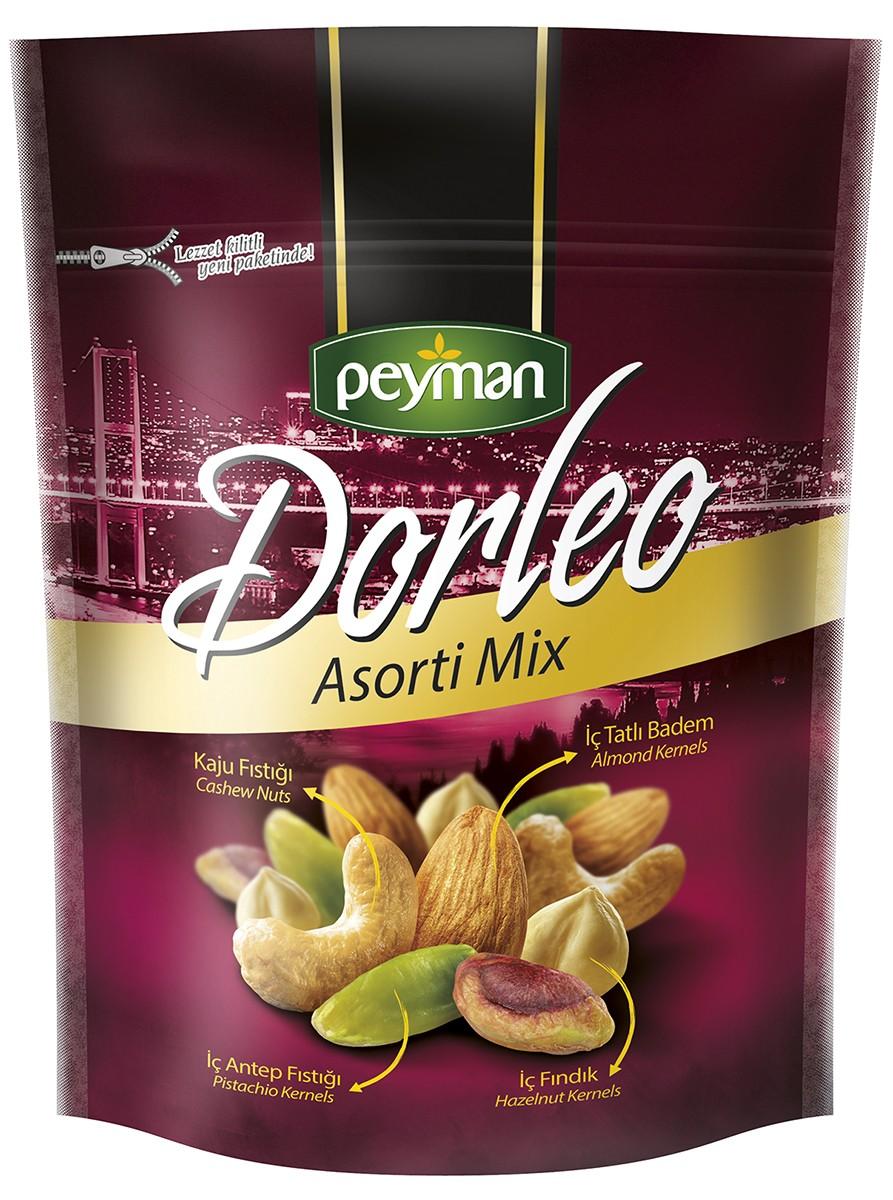 Peyman Dorleo Mix ореховое ассорти фото