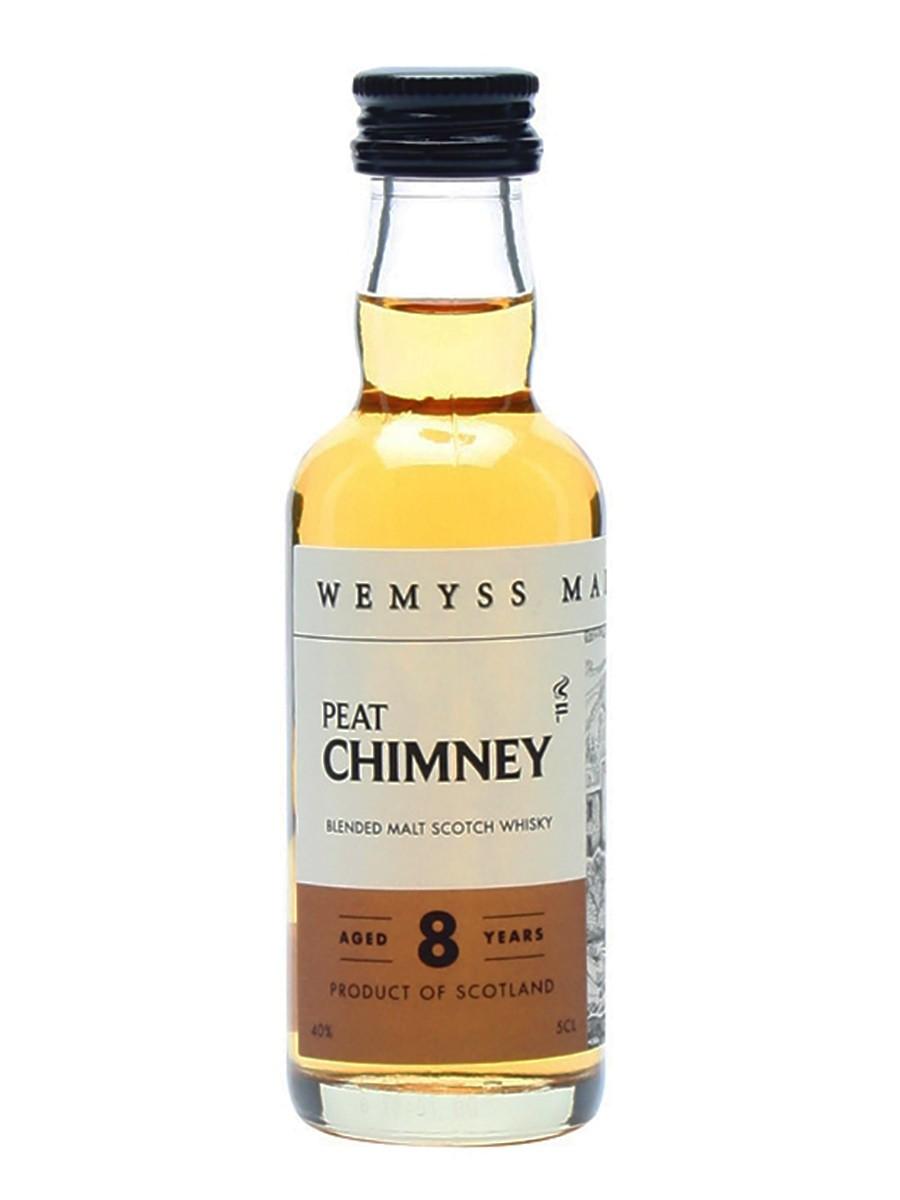 Wemyss Malts Peat Chimney 8 Y.O. фото