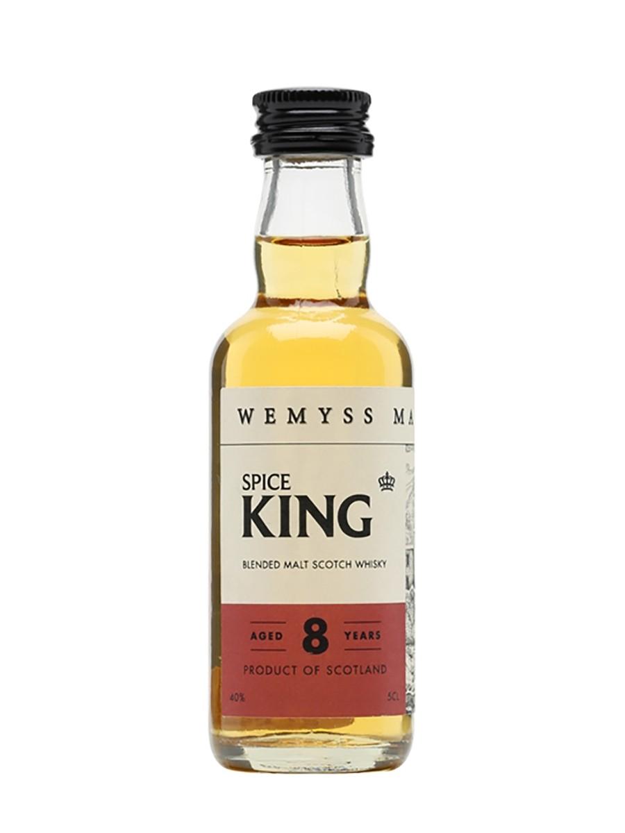 Wemyss Malts Spice King 8 Y.O. фото