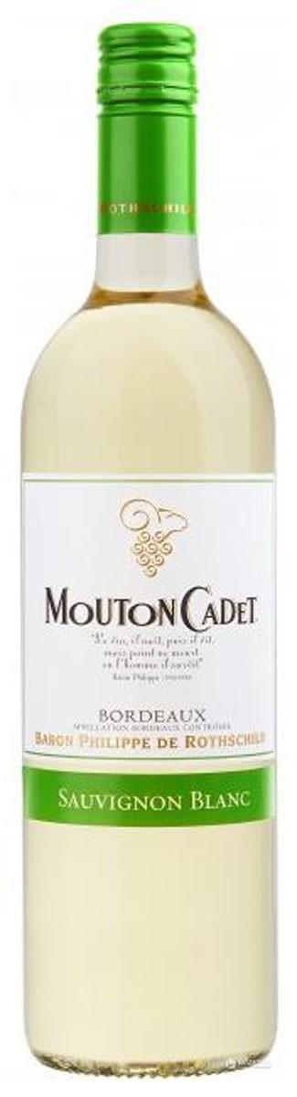 Baron Philippe de Rothschild Mouton Cadet Sauvignon Blanc фото