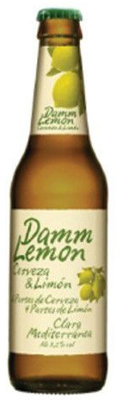 Estrella Damm Lemon фото