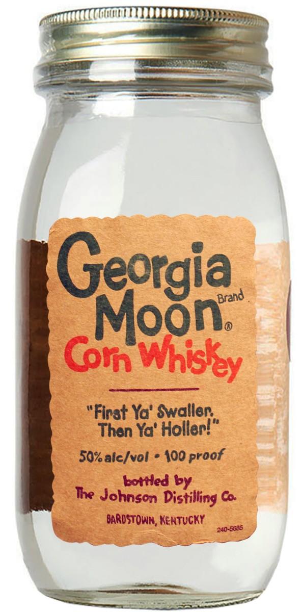 Georgia Moon Corn Whiskey фото