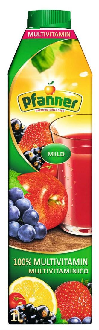 мультивитамин красный мягкий Pfanner фото