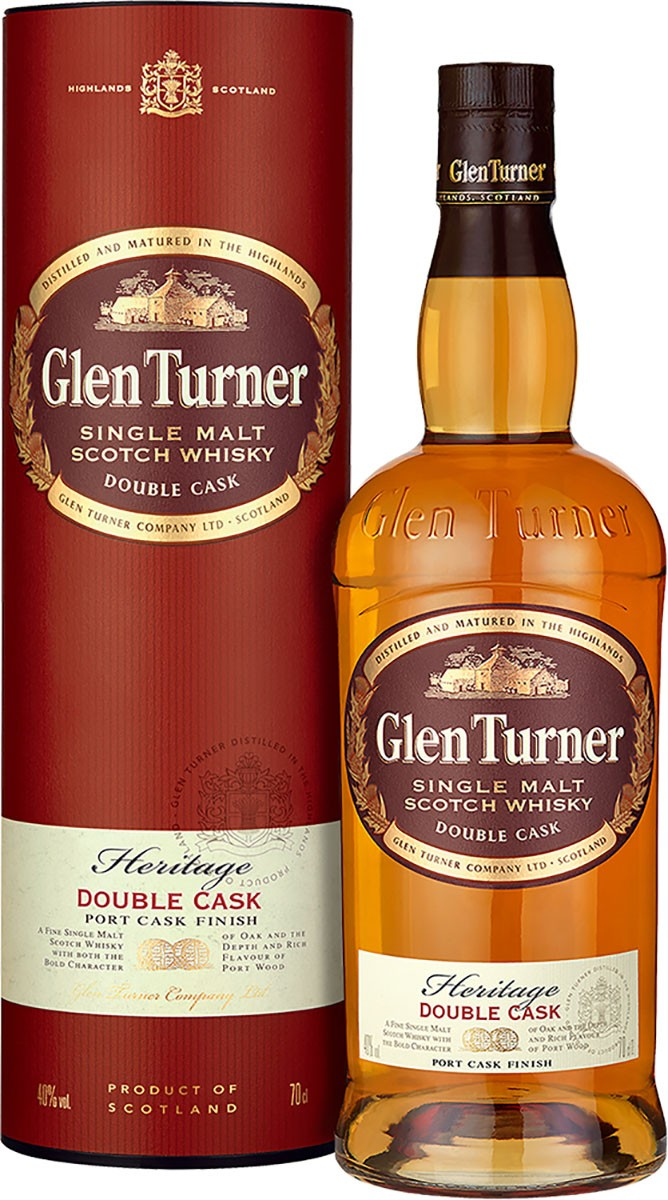 Glen Turner Heritage Double Wood (в тубусе) фото