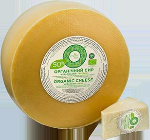 Сир Український Organic Milk фото