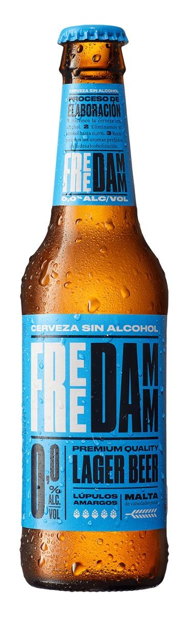 Estrella Damm non alcoholic фото