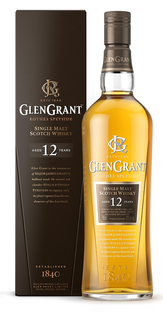 Glen Grant 12 Y.O. (b) фото