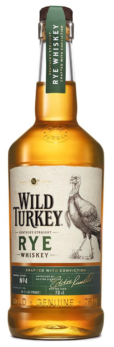 Wild Turkey Rye Y.O (b) фото