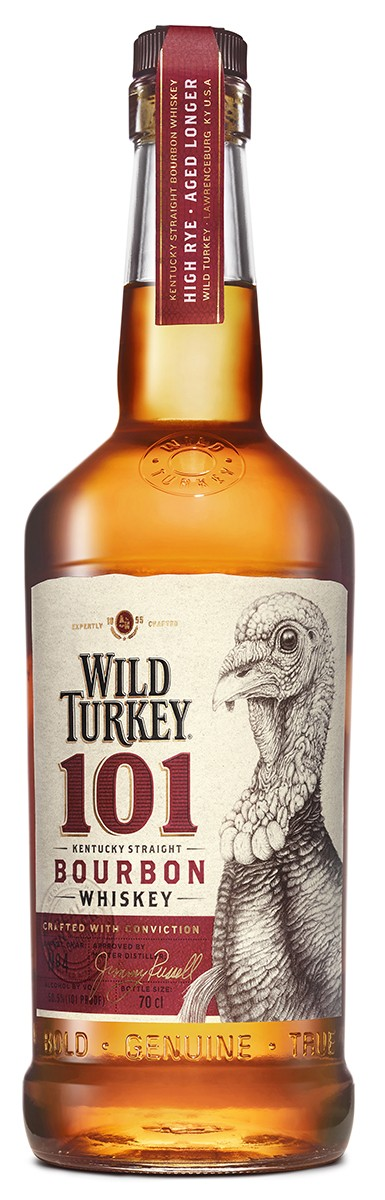 Wild Turkey 101 (b) фото