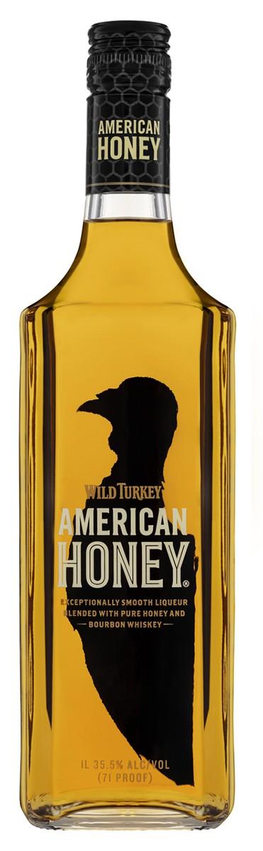 Wild Turkey American Honey (b) фото