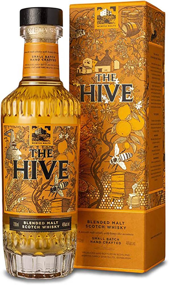 Wemyss Malts The Hive (в коробке) фото