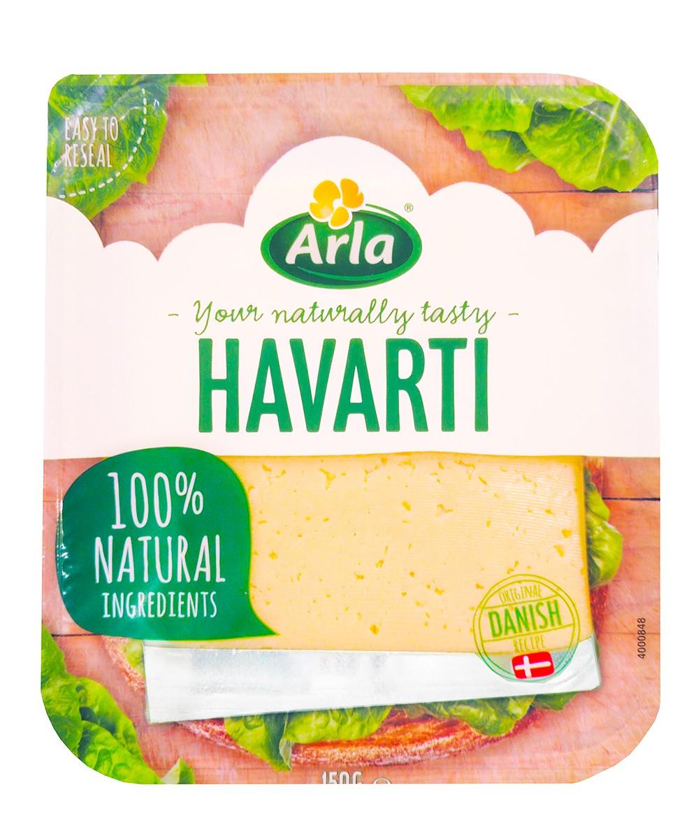 Сыр Хаварти Arla фото