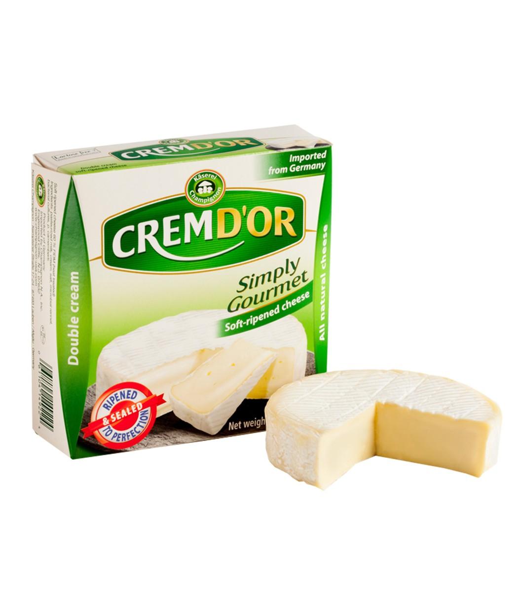 Сир з білою цвіллю Cremd'Or Simply Gourmet фото