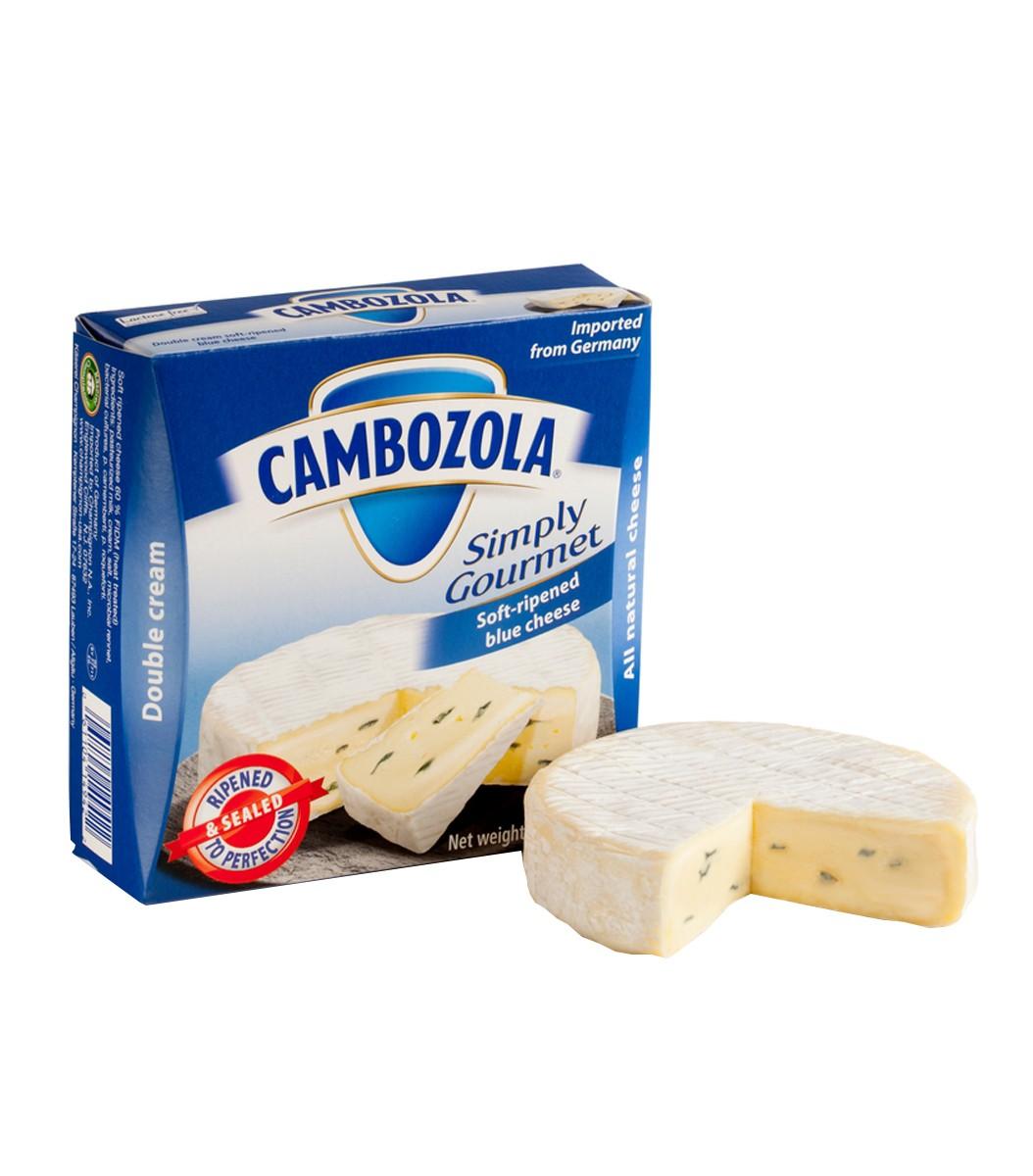 Сыр с белой плесенью Cambozola Simply Gourmet Kaserei фото