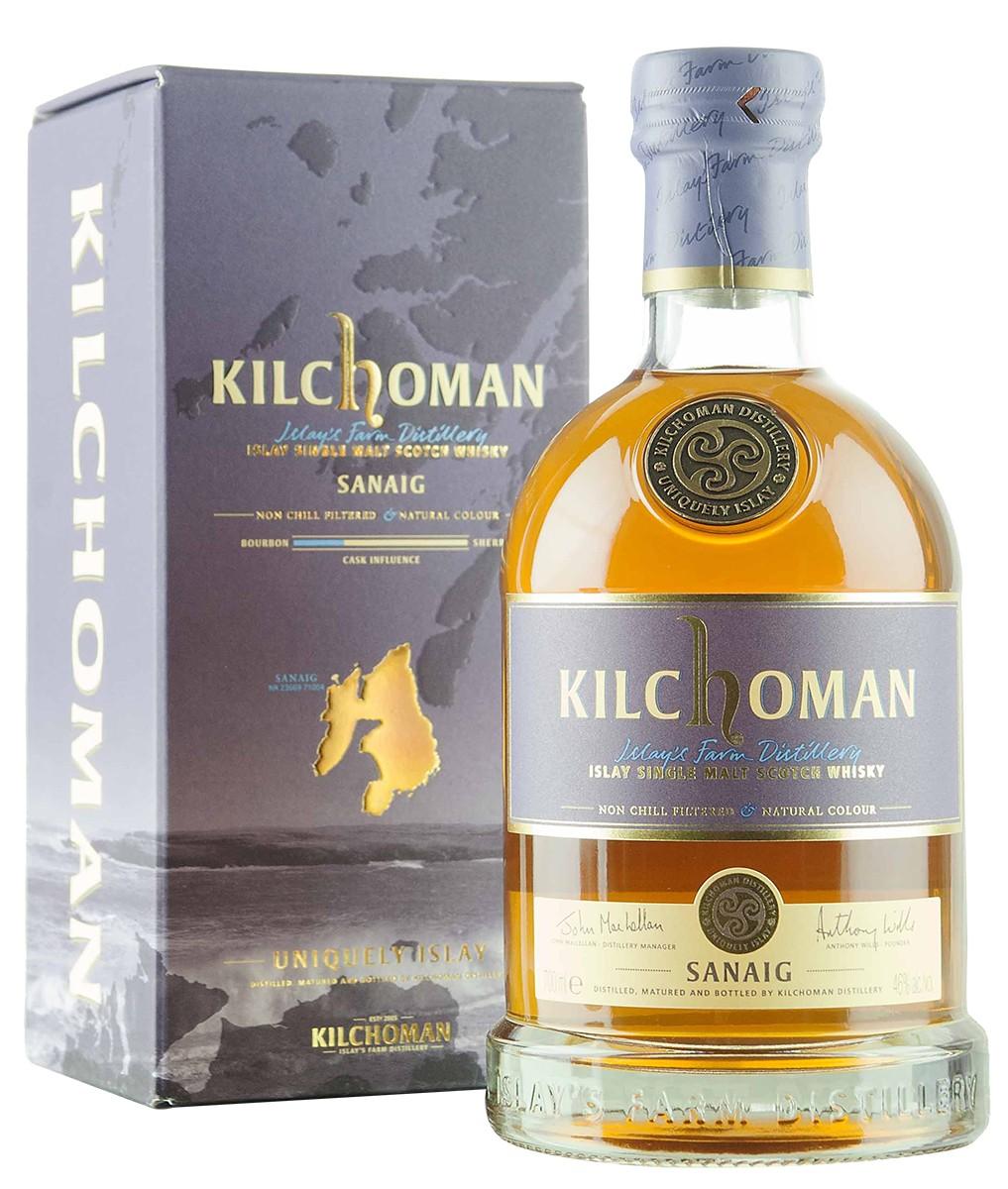 Kilchoman Sanaig (в коробці) фото