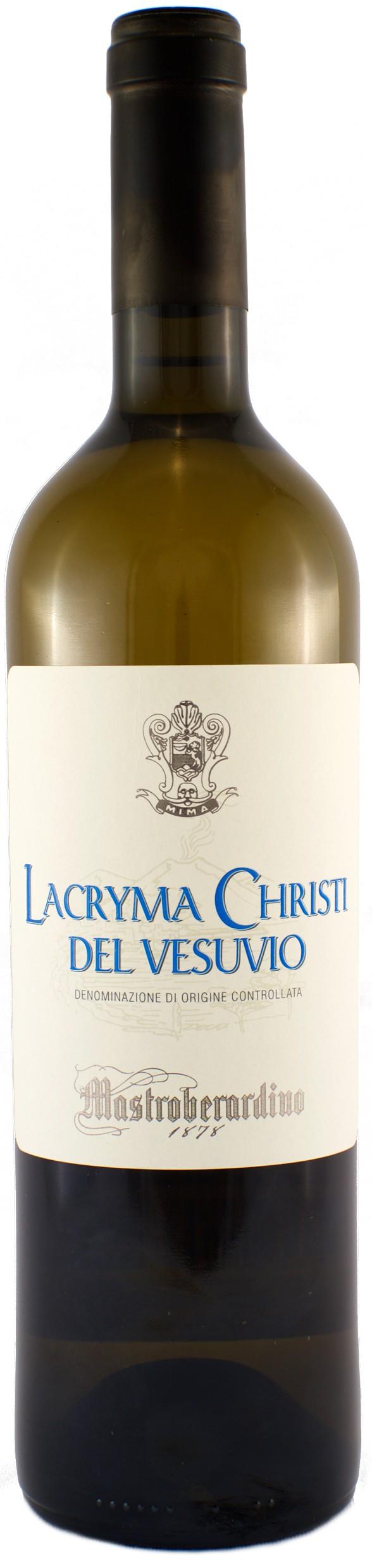 Mastroberardino Lacryma Christi del Vesuvio Bianco фото