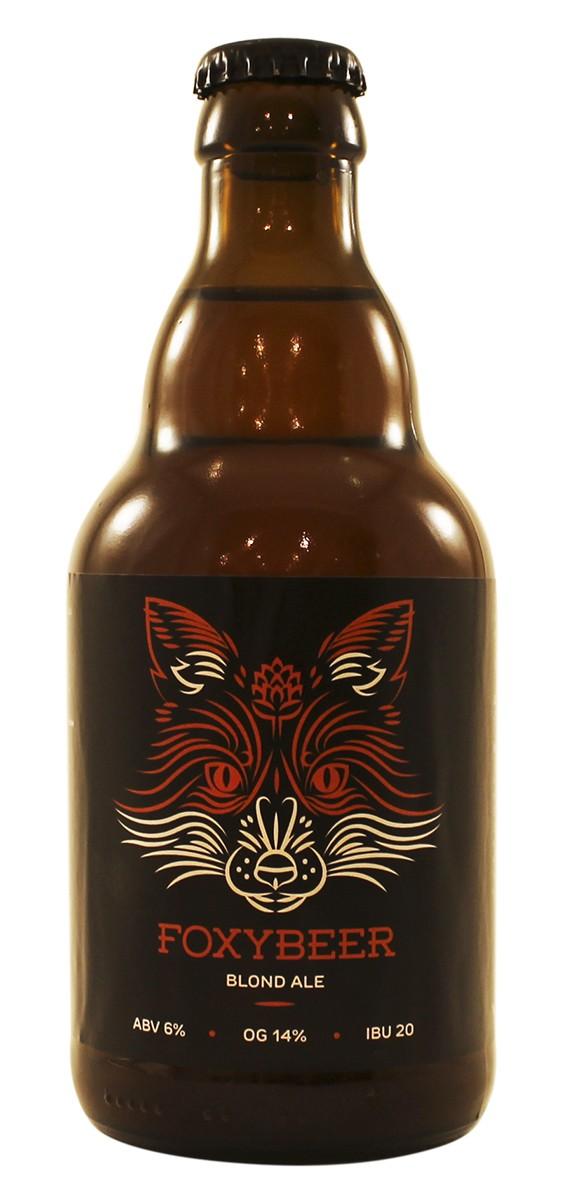 FOXYBEER Blond Ale фото