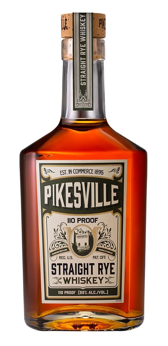 Pikesville Straight Rye Whiskey фото