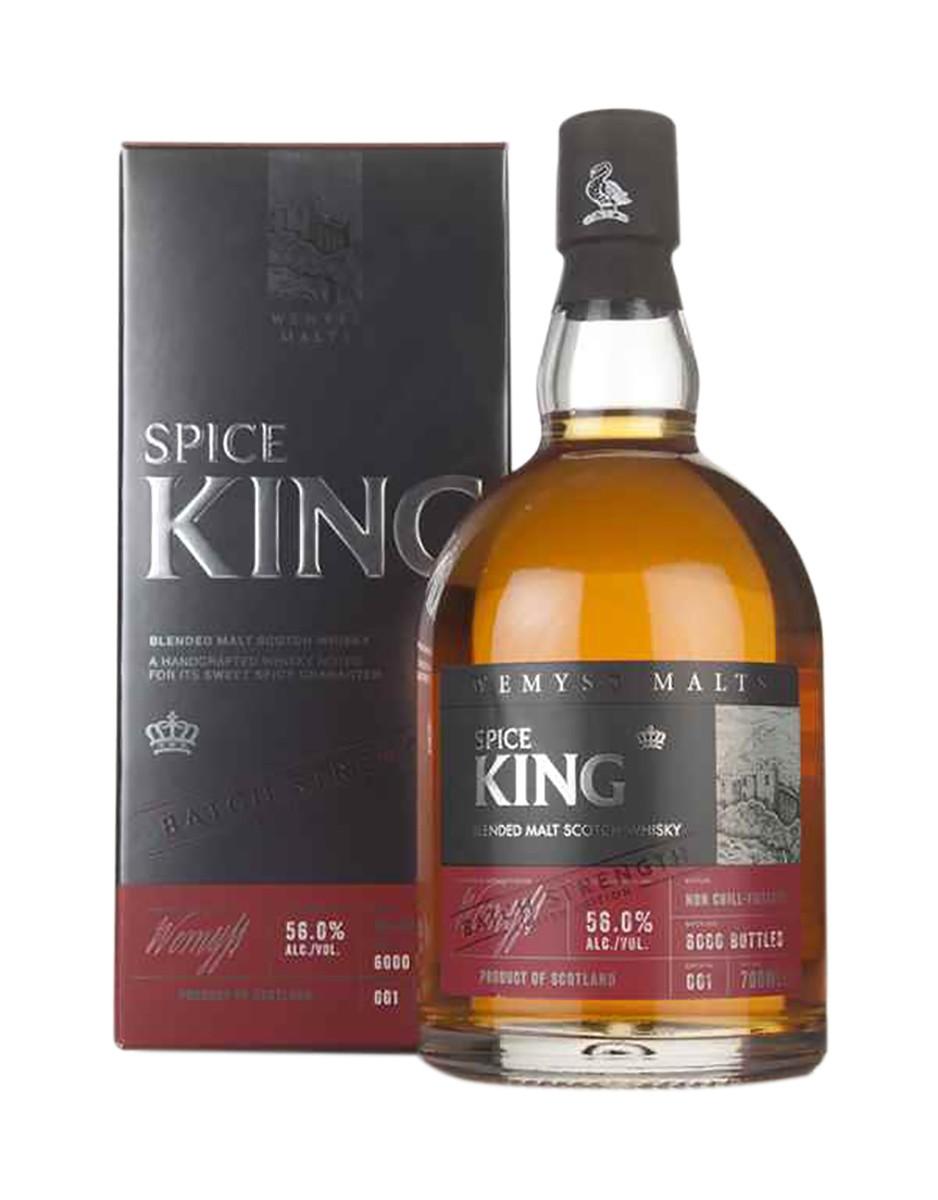 Wemyss Malts Spice King №001 фото