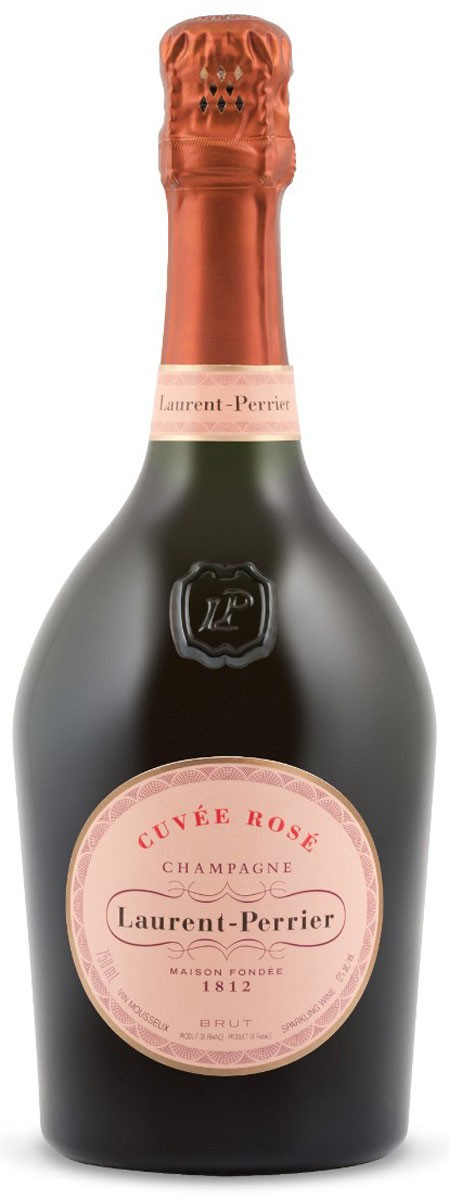 Laurent Perrier Cuvee Rose фото