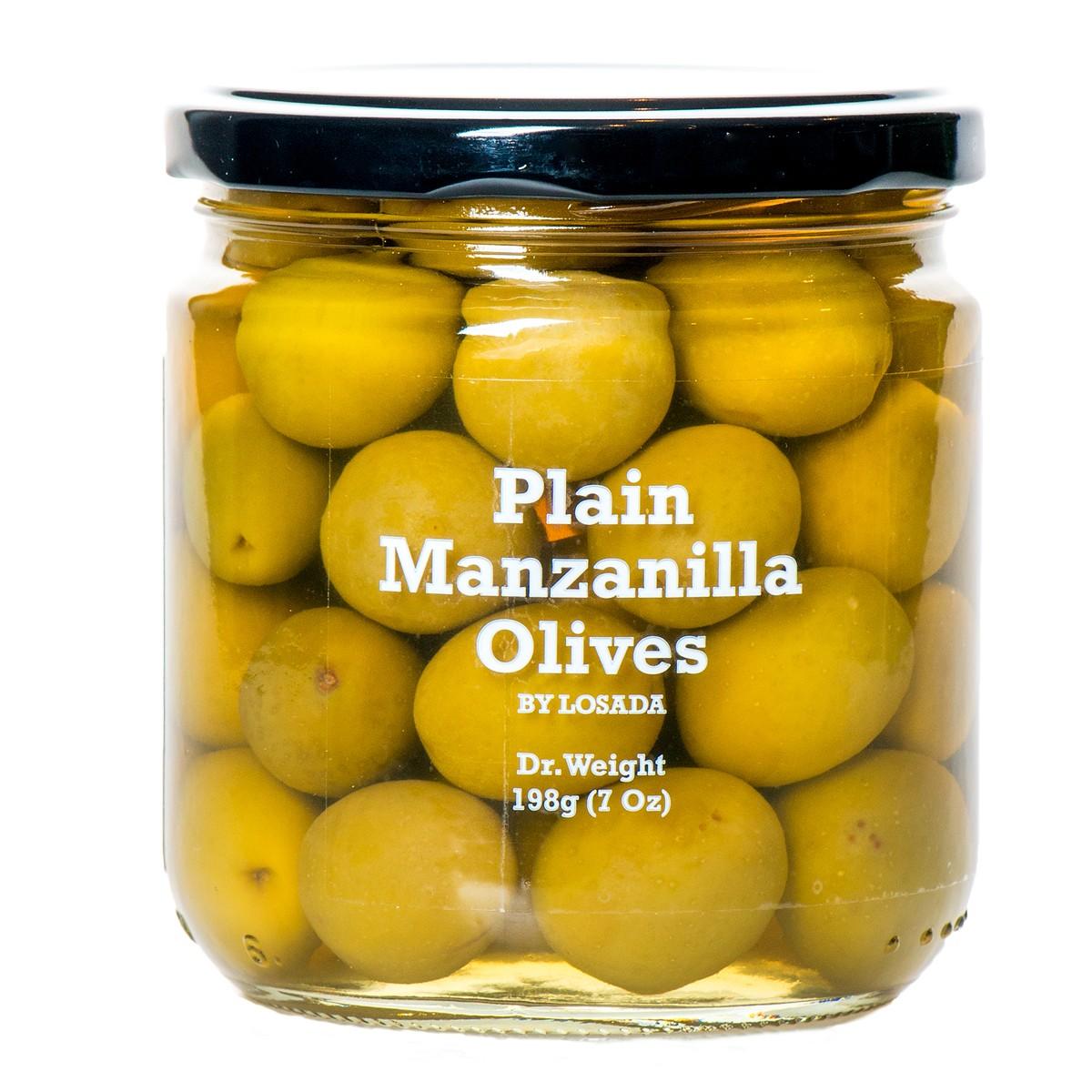 Оливки цельные сорта Manzanilla фото