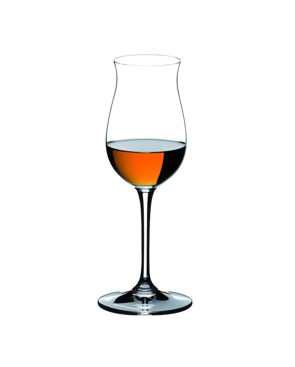 Набір бокалів для коньяку Riedel Vinum Cognac Hennessy фото