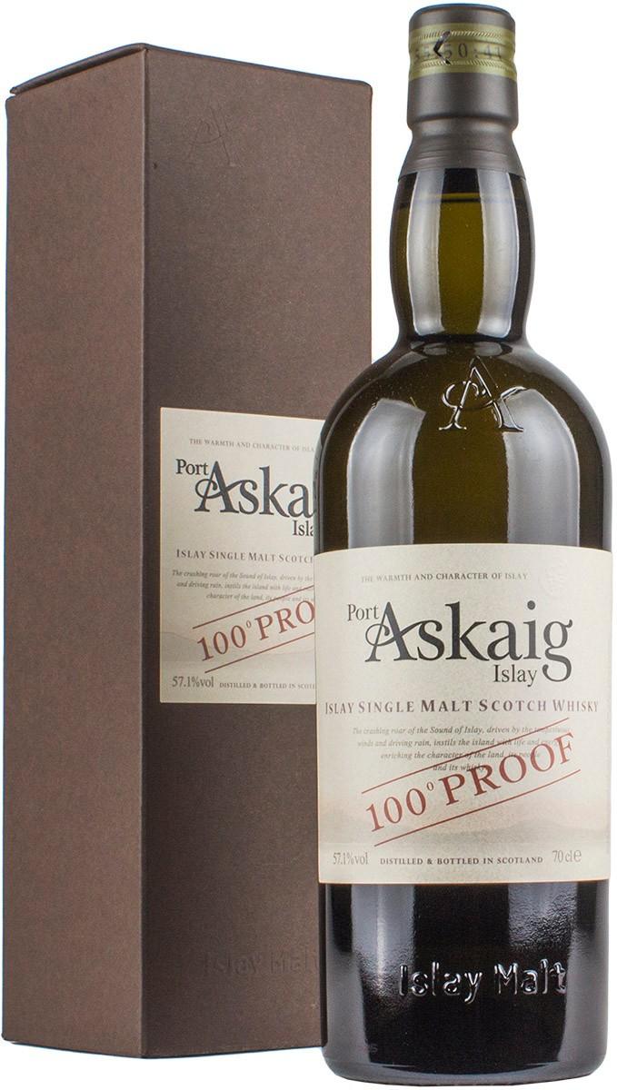 Port Askaig 100 Proof фото