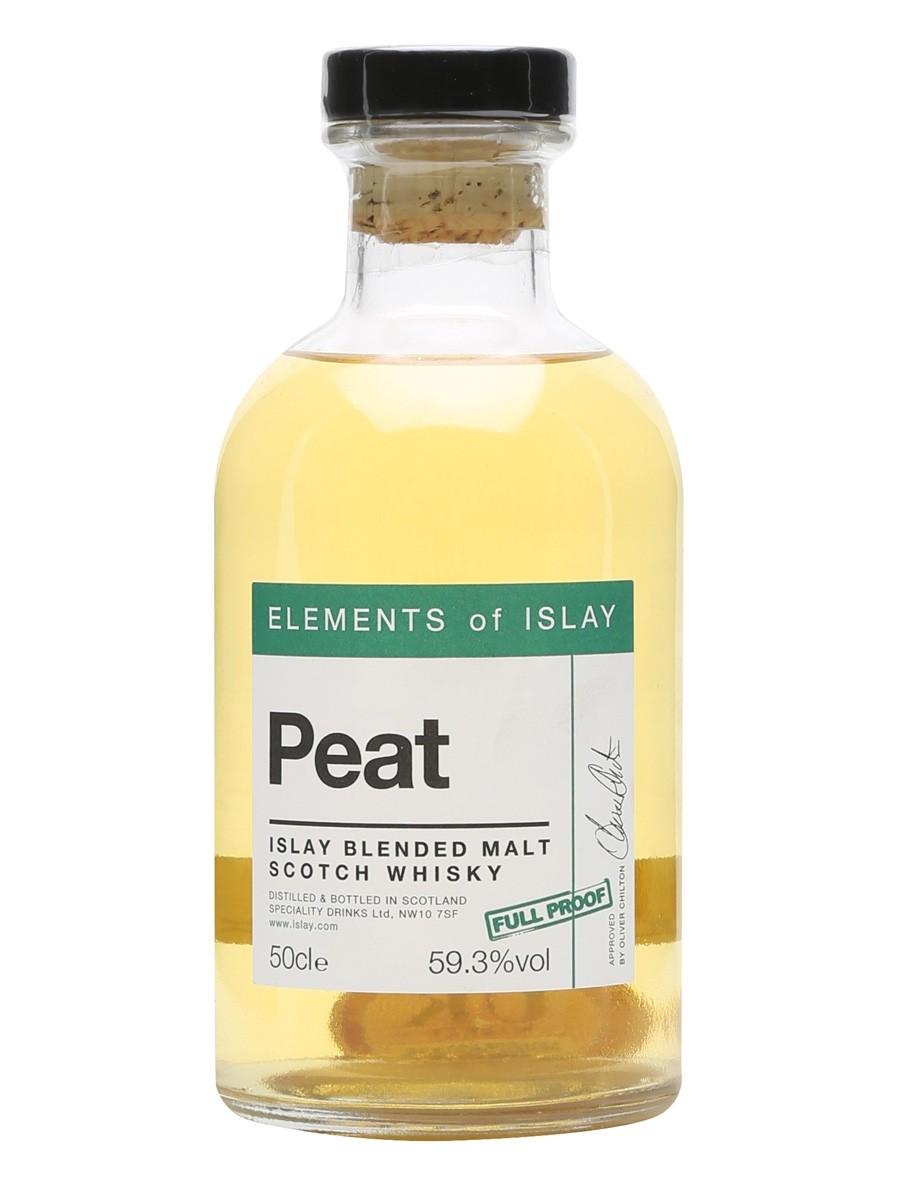 Peat Elements of Islay (Full Proof) фото