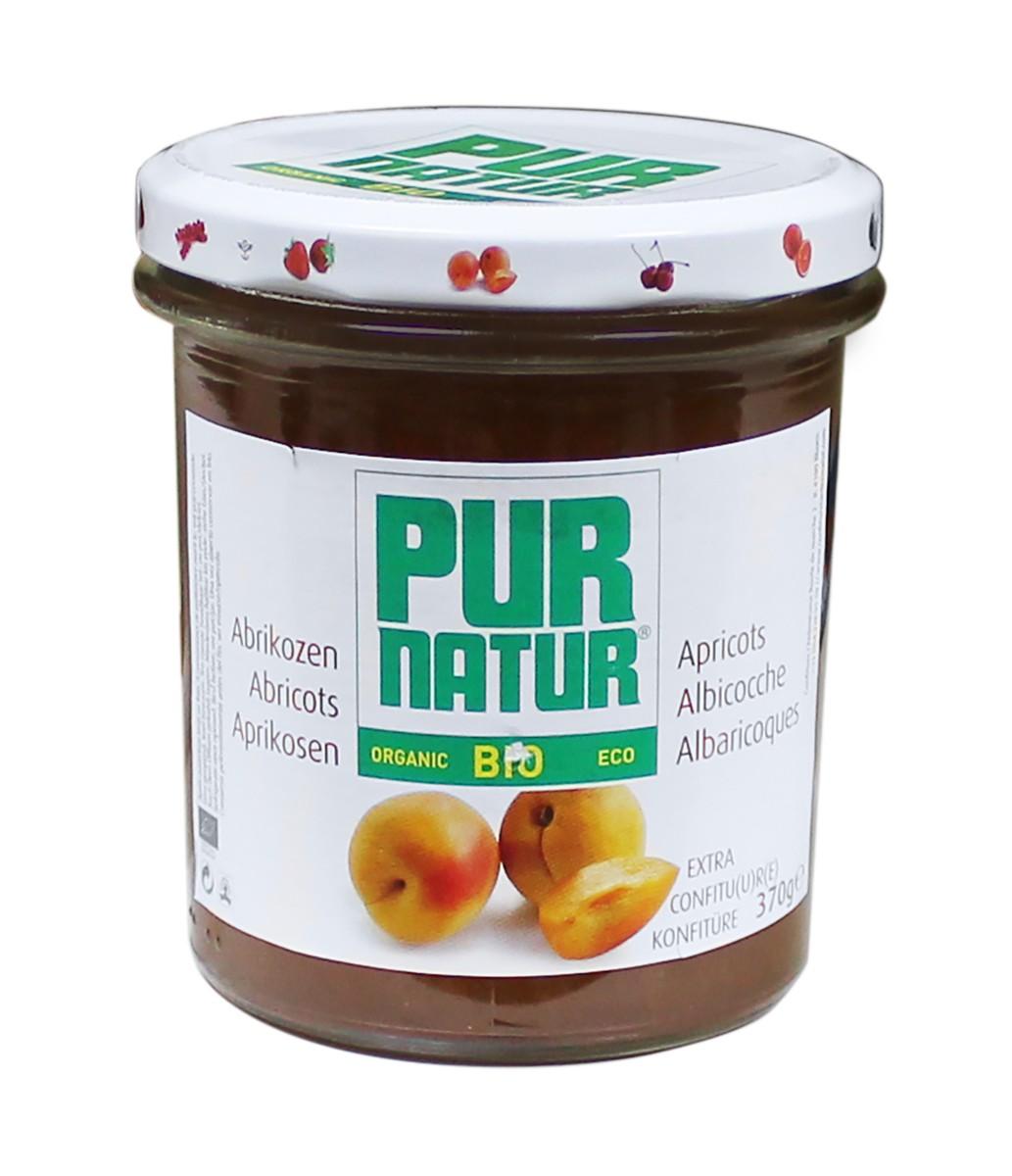 Джем абрикосовий Pur Natur фото