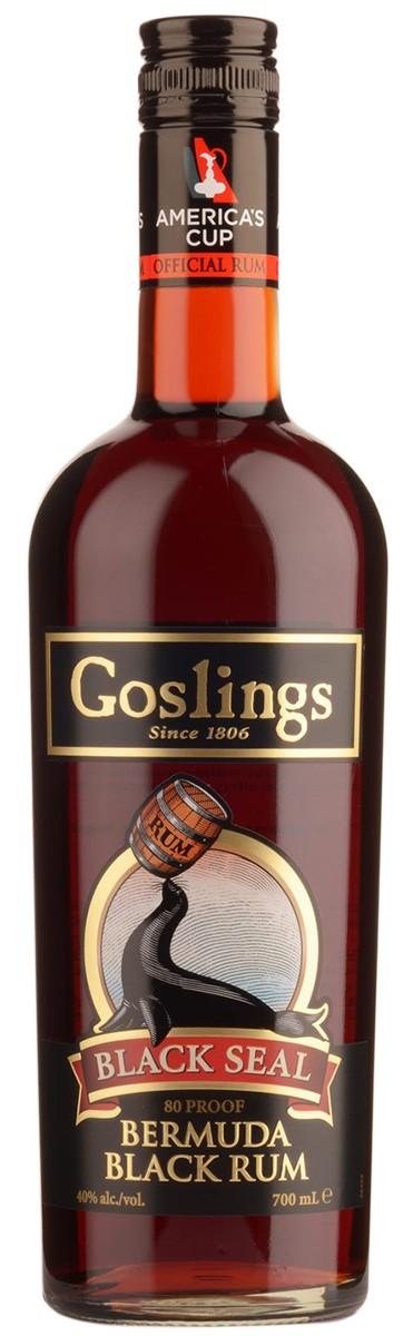Gosling`s Black Seal Bermuda Rum фото