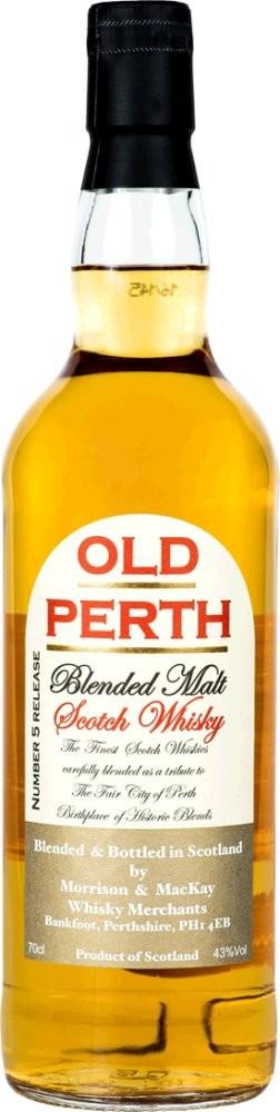 Old Perth Blended Malt №5 фото