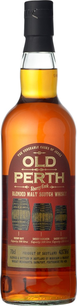 Old Perth Blended Malt Sherry Cask фото