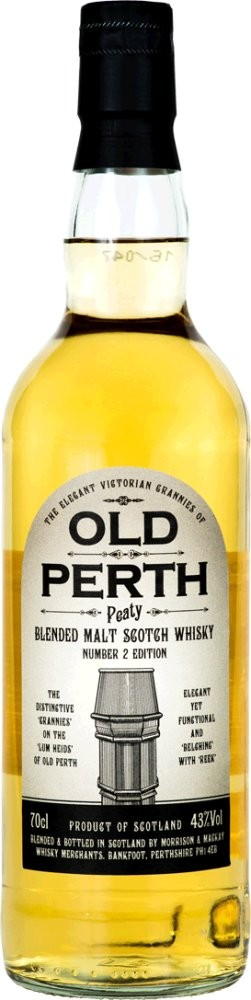 Old Perth Blended Malt Peaty №2 фото