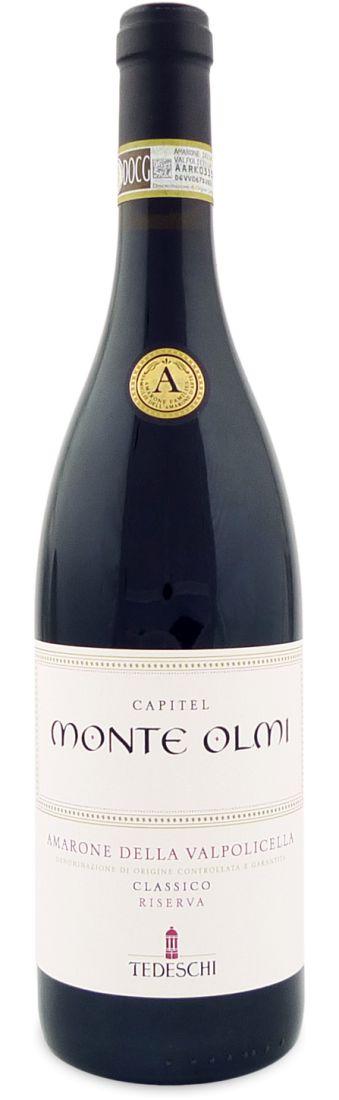 Capitel Monte Olmi - Amarone della Valpolicella Classico фото