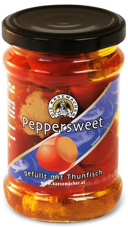Перец сладкий фаршированный с тунцом Kasemacher фото