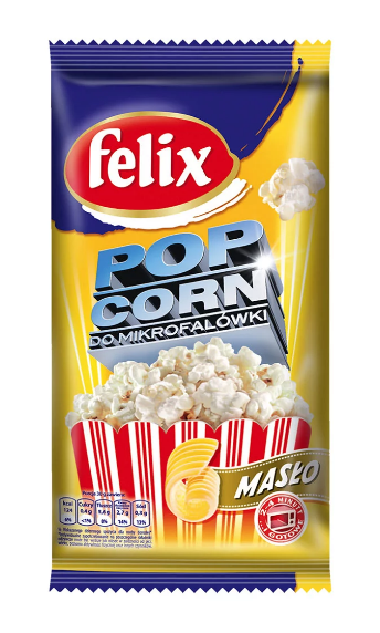 Попкорн Felix с маслом для МХП фото