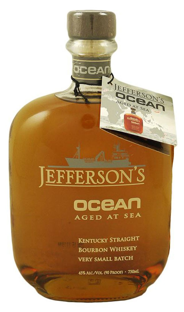 Jefferson's Ocean Bourbon фото
