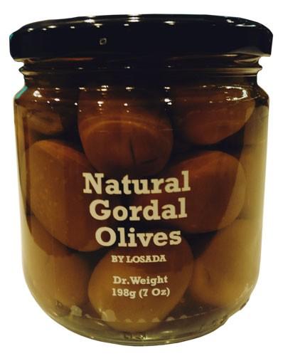 Оливки натуральные сорта Gordal фото
