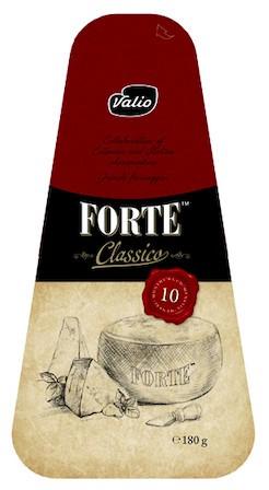 Сыр Valio Forte Classico 26% 10 мес. фото