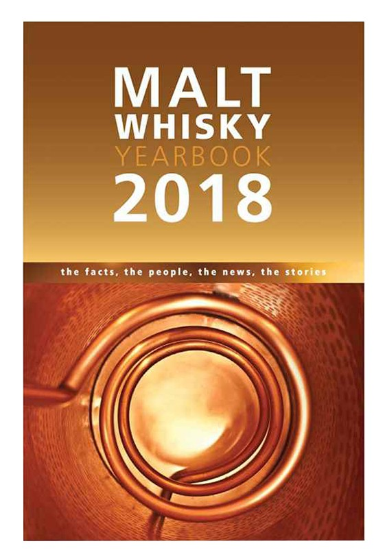 Malt Whisky Yearbook 2018 фото